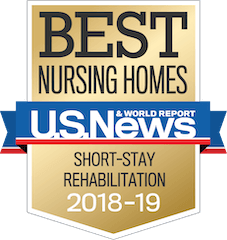 Best Nursing Homes - 2018-19